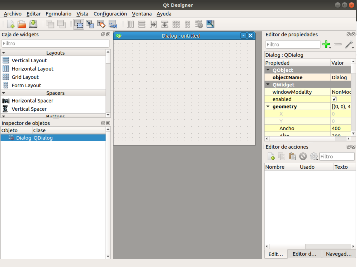 Programando una aplicación con Python – Instituto Navier Stokes para
